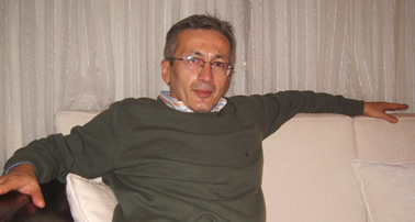 M. Aydın Turan'la Röportaj